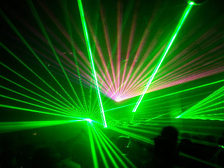 Lasers²!