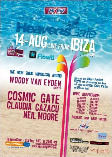 Heavens Gate Ibiza
